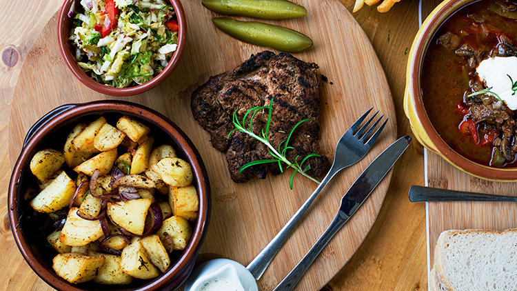 Find Your Sidekick! The Best Steakhouse Entrées In Dubai Marina