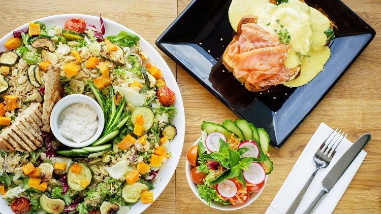 Eat The Rainbow – Dubai's Most Colourful Salads