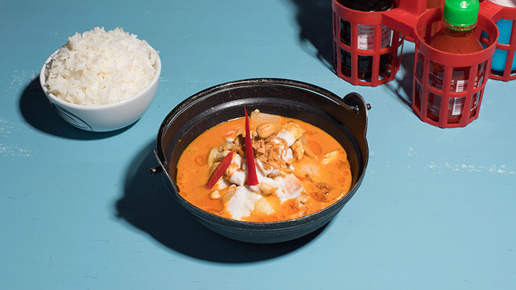 Top Nut Dishes From Our Top Thai Restaurants