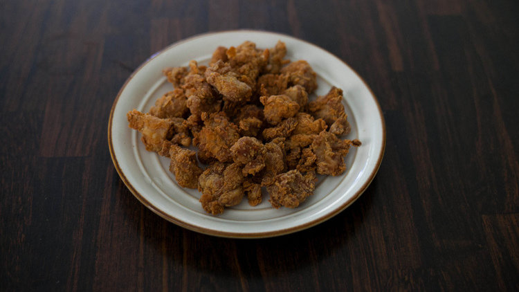 Story Behind The Dish: Popcorn Chicken