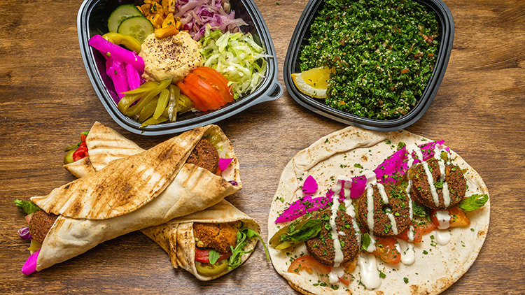 Falafel Feasts - Where To Get The Best Falafel In Dubai