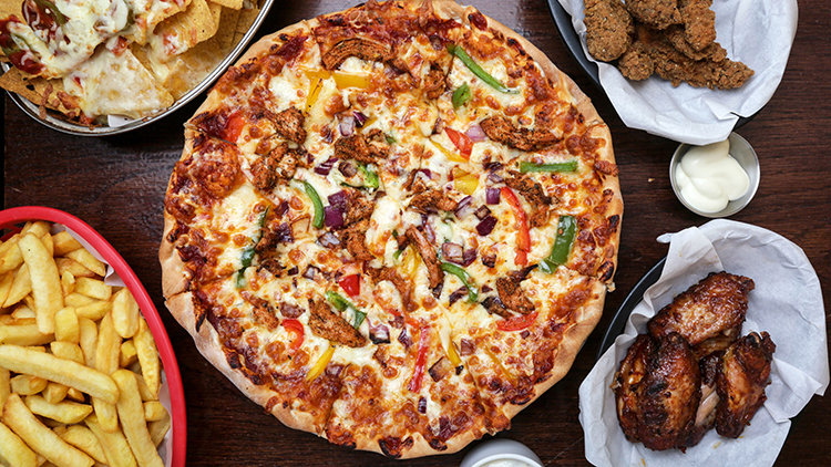 California Pizza Kitchen And More – Best Chicken Pizzas In Dubai