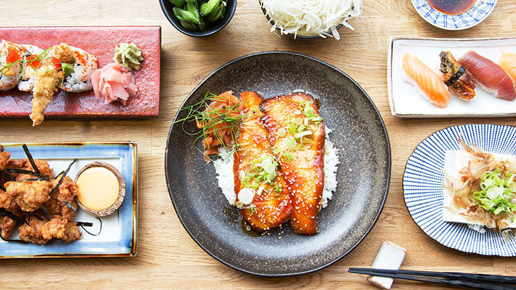 5 Fantastic Japanese Fish Dishes in Dubai