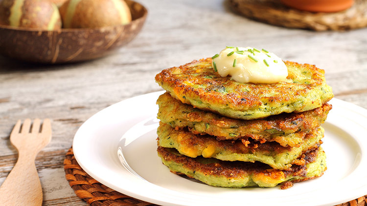 These amazing fritters are some of the best fast food in Dubai