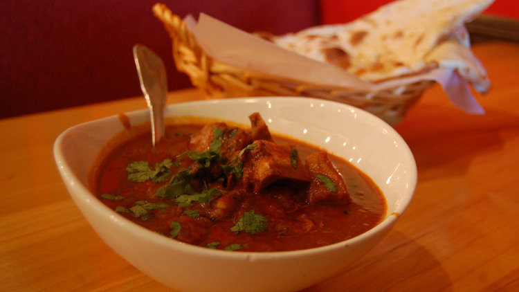 Dish Of The Day: Rogan Josh