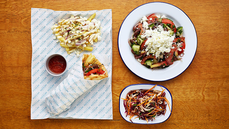 Doner, Gyros, Souvlaki and Kleftiko - This is How You Eat Greek