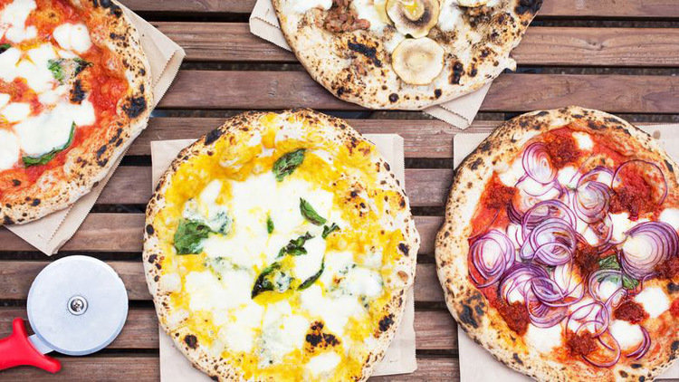 Dubai's Finest Vegetarian Pizzas Are Unmissable