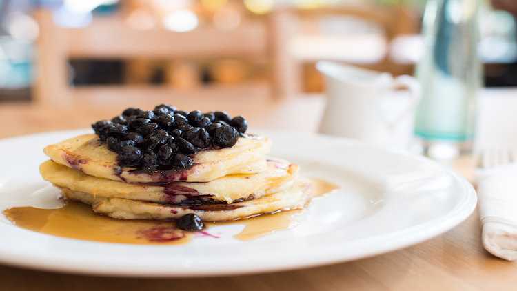 Where to Find Some Flippin' Great Pancakes in Dubai