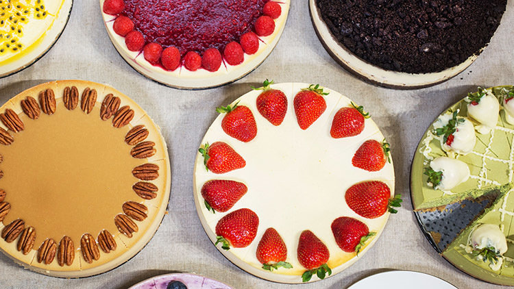 Cheesecake Madness Takes Over Dubai