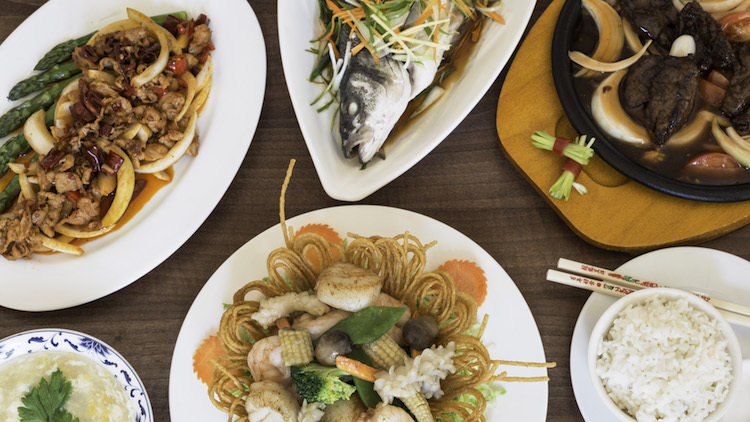 The Best Seafood Mains in Dubai: Surf's Up