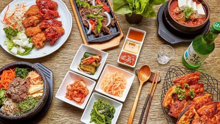 Great Korean Dishes You Can Get In The UAE
