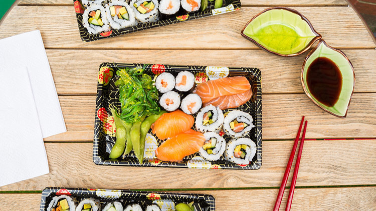 Sashimi for the Soul - Five of Dubai's Sushi Hot Spots