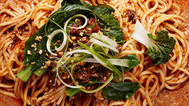 Spicy Asian Noodle Dishes From Chinese Restaurants And Beyond