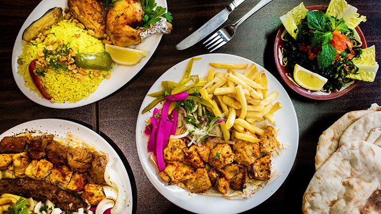 We Show You Great Shawarma Plus More Middle Eastern Kebabs