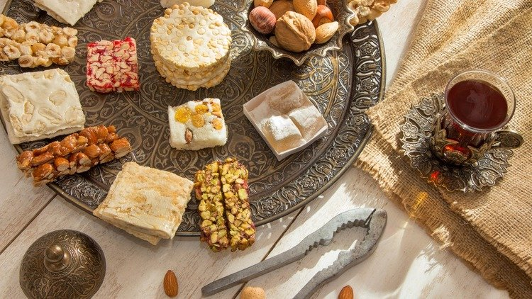 Top Middle Eastern Desserts For Ramadan