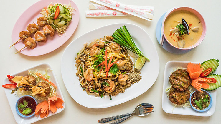 The Lemongrass Lover's Guide to Some Terrific Thai Dishes