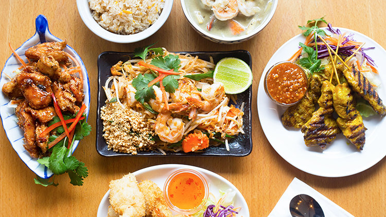 Secrets From The Sea - Best Thai Food Dubai Has To Offer