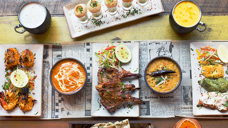 The 5 Hottest Indian Restaurants in Dubai