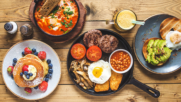 Grubs up! 7 global breakfasts to start your day right