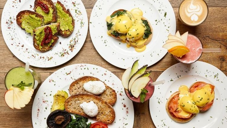Best Brunch Spots In Dubai