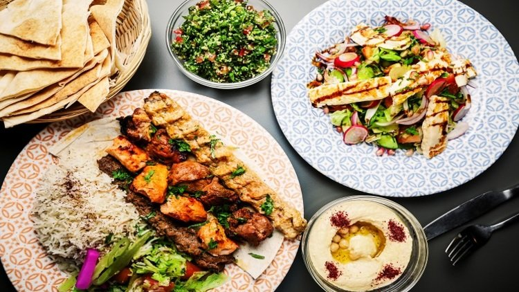 3 Places To Order Lebanese Food in Dubai, Including Shawarma And Street Food