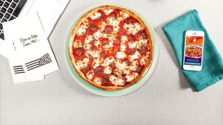 Dish Of The Day: Pepperoni Pizza