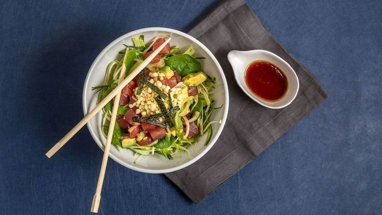 5 Healthy Lunch Options: Media City