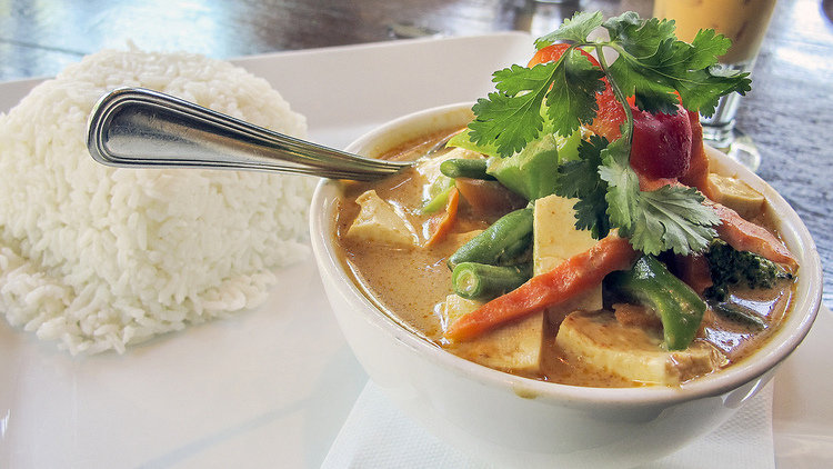 Dish Of The Day: Panang Curry