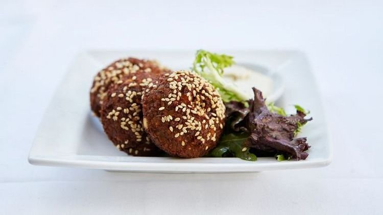Dish Of The Day: Falafel