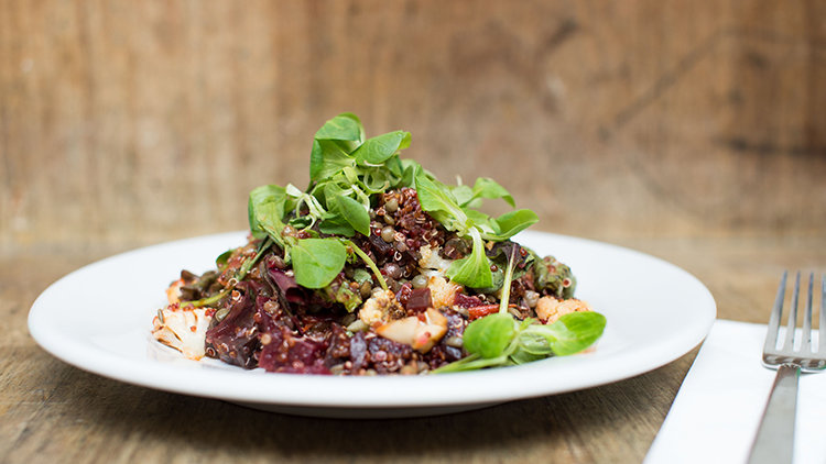 Quinoa - 4 strange and nutritious qualities to this granular treat