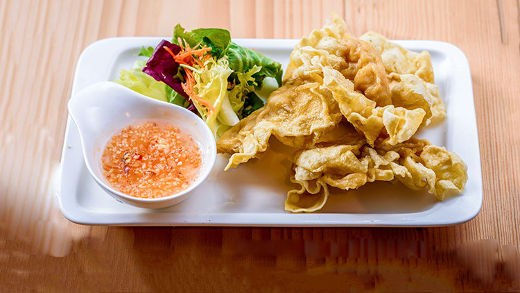 4 Crispy And Fried Asian Delights Fin Dubai