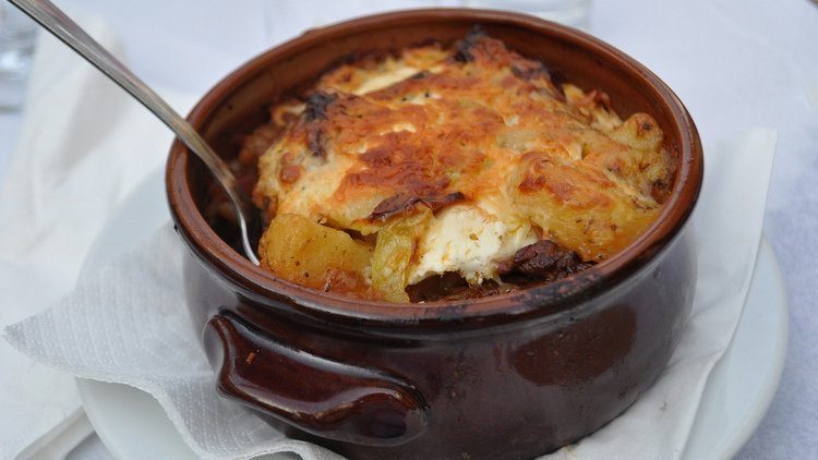 Dish Of The Day: Moussaka