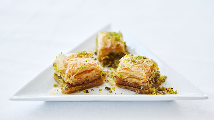 Battle for the best baklava – what makes the perfect pastry?