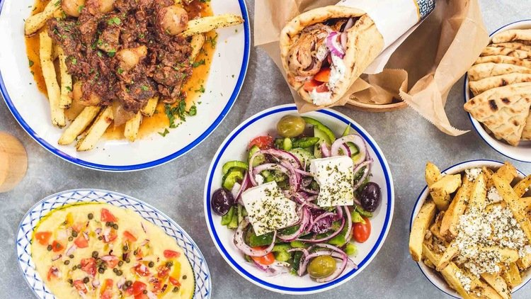 5 tasty Greek lunches to satisfy your midday appetite
