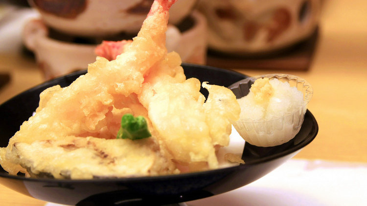 Story Behind The Dish: Tempura