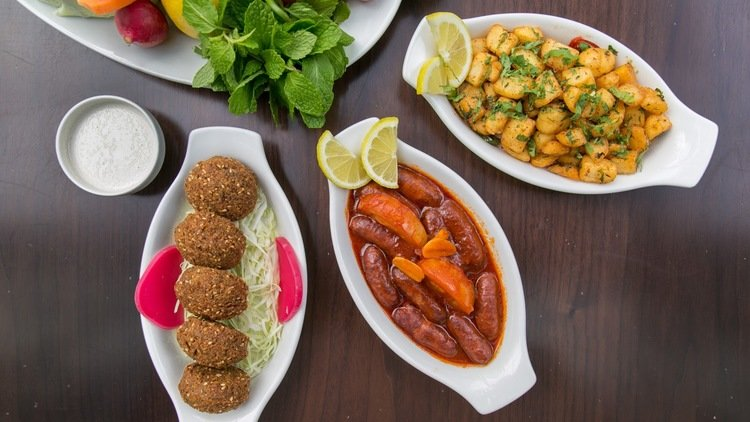 Feed Me Habibi - Our Favourite Arabic Restaurants
