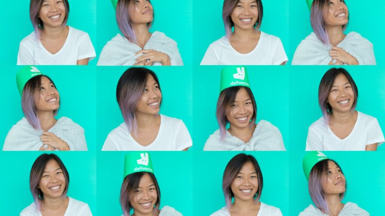 Humans of Deliveroo: Michelle