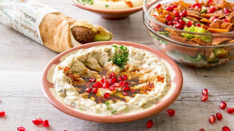 Yummy hummus dishes to celebrate international hummus day
