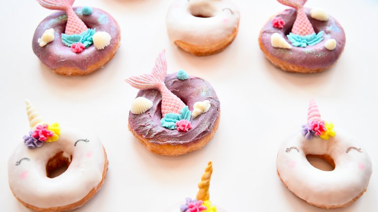 Go nuts for doughnuts on international doughnut day